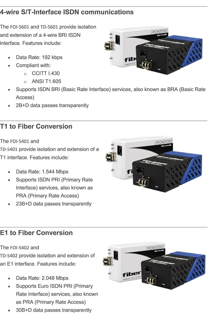 Newly updated FiberPlex Telecom Solutions | Northmar, Inc.